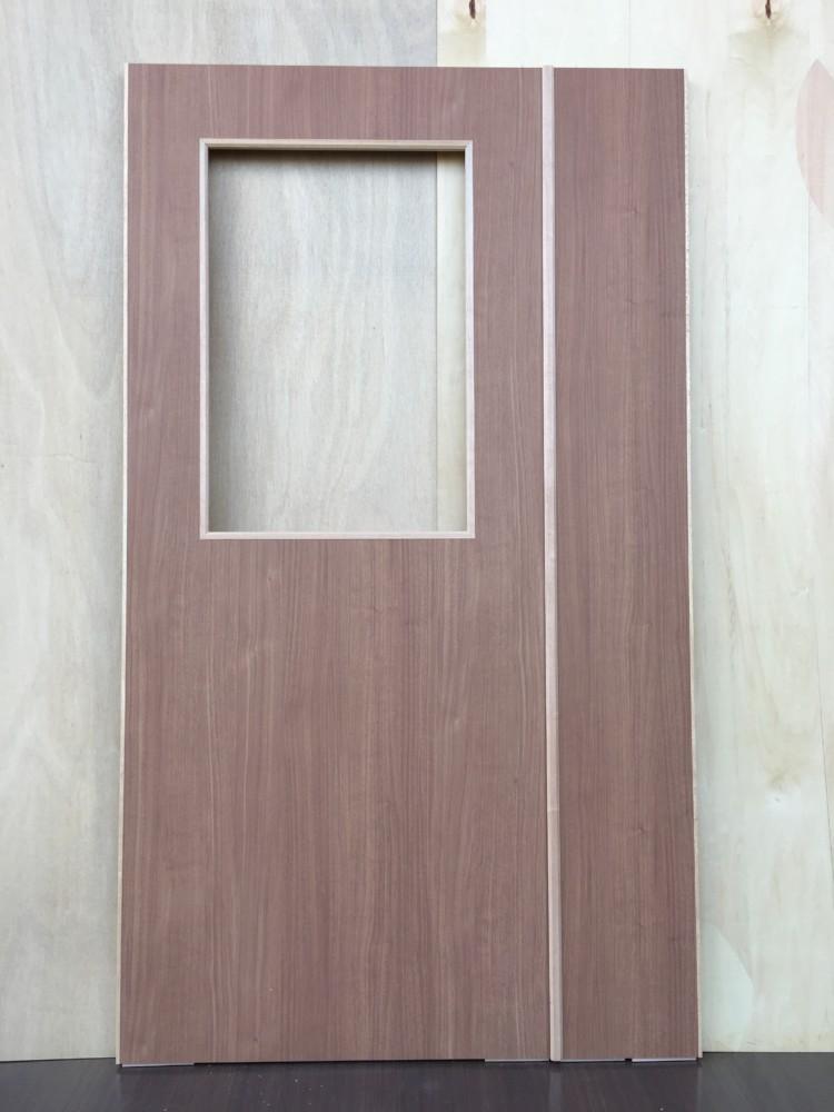 岡山市大学生協改装工事/親子扉,上吊引き戸