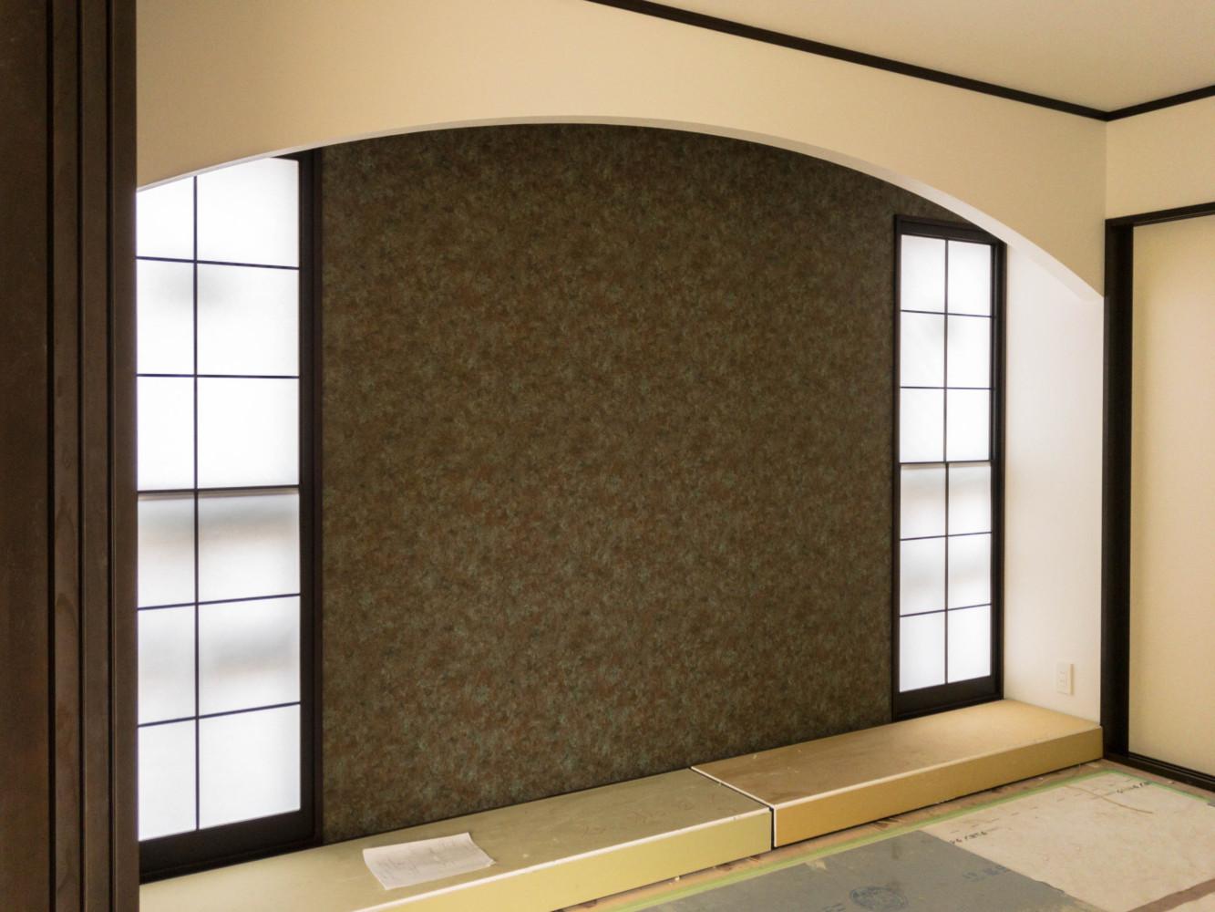 倉敷市/新築工事(戸襖・襖・障子新設)