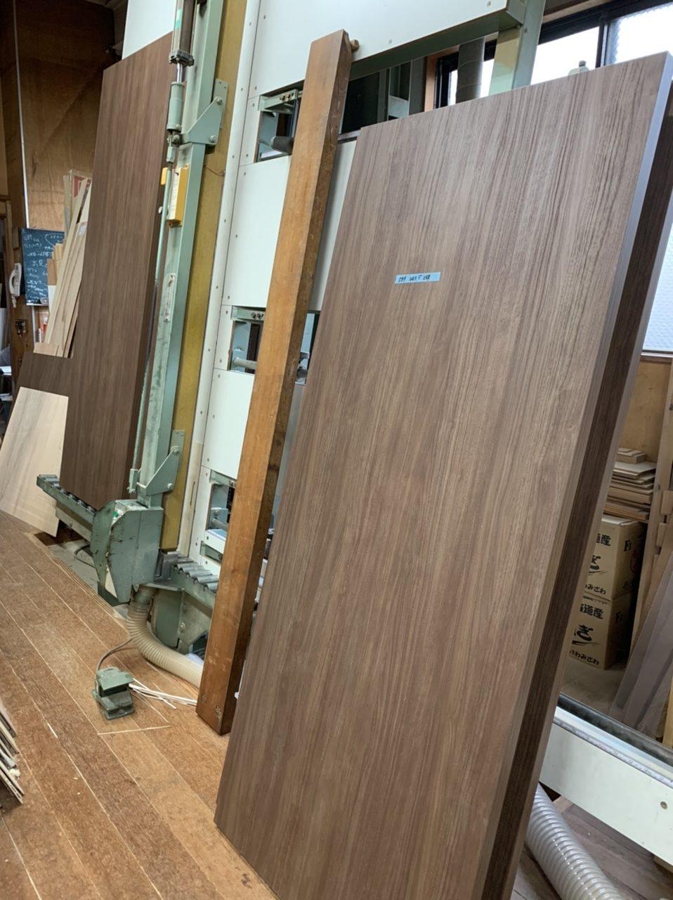 倉敷市/新築建具工事