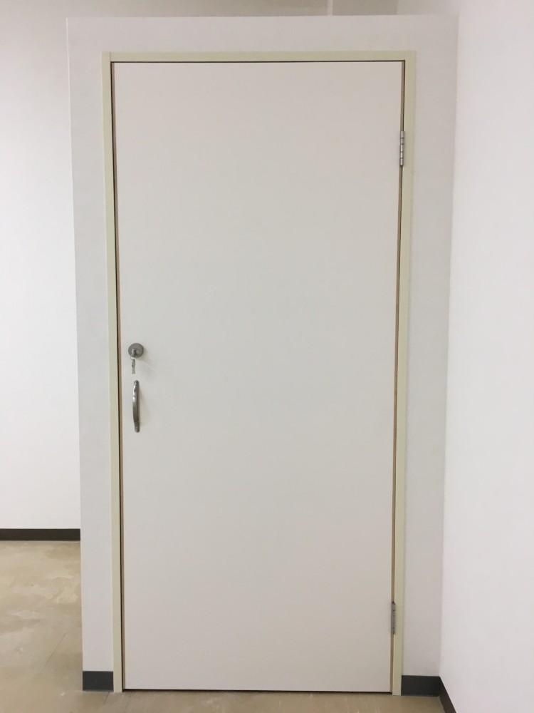 倉敷市ドラッグストア新築工事/開き扉