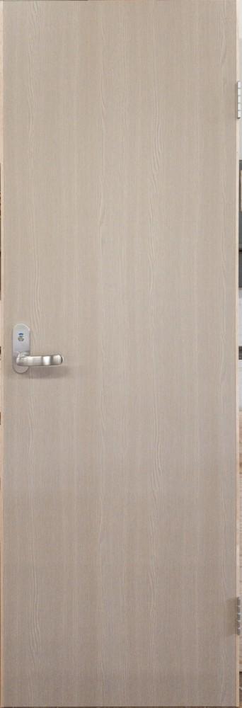 岡山市北区/トイレ開き戸作り替え